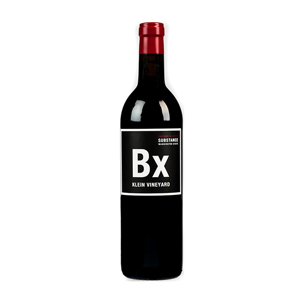 """Charles Smith - Substance Vineyard collection - Klein """"BX"""" Blend"""